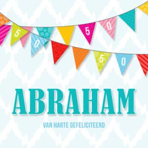 verjaardag abraham 50jaar