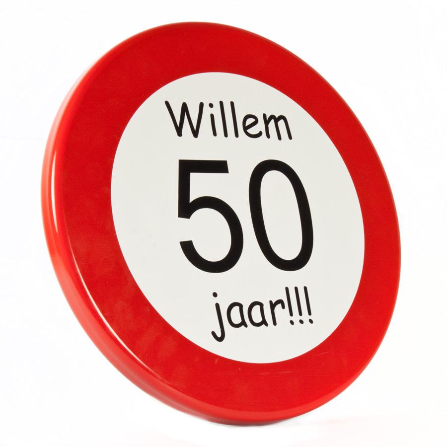 Iets Nieuws Verjaardag 50 Jaar Man TDB-47 | Wofosogo &ON25